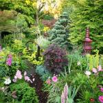 цветники,виды цветников,стили цветников,красивые цветники+фото